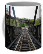Train Pov Coffee Mug