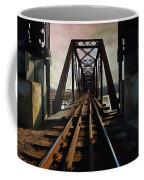 Train Rail Bridge  Coffee Mug