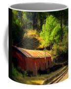 Train Shed Coffee Mug