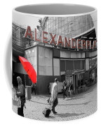 Train Station Alexanderplatz Coffee Mug