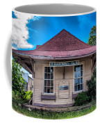 Train Station Coffee Mug