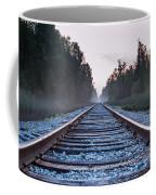 Train Tracks To Nowhere Coffee Mug