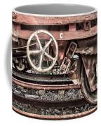 Train Wagon Coffee Mug