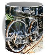 Train Wheels Coffee Mug