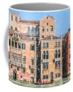 Training On The Grand Canal Coffee Mug