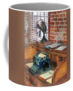 Trains - Station Master's Office Coffee Mug