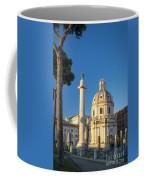 Trajans Column - Rome Coffee Mug