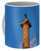 Trajans Column Coffee Mug