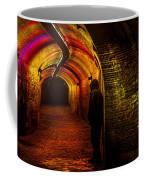 Trajectum Lumen Project. Ganzenmarkt Tunnel 9. Netherlands Coffee Mug