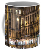 Tram Night Coffee Mug