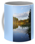 Tranquil Autumn Landscape Coffee Mug