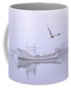 Tranquil Morning Fog Coffee Mug