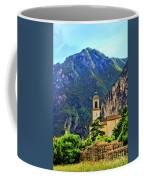 Tranquil Landscape Coffee Mug by Mariola Bitner