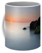Tranquil Sunset Coffee Mug by Mike  Dawson