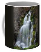 Tranquil Waterfall Coffee Mug