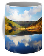 Tranquility Coffee Mug by Ayse Deniz