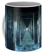 Into The Blue Zone Coffee Mug