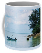 Tranquility In Bermuda Coffee Mug