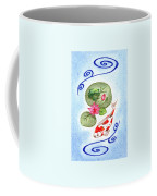 Tranquility Coffee Mug by Keiko Katsuta