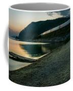 Trans Siberian Sunset Coffee Mug