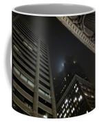 Transamerica Fog Coffee Mug