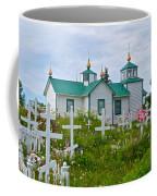 Transfiguration Of Our Lord Russian Orthodox Church In Ninilchik-ak Coffee Mug