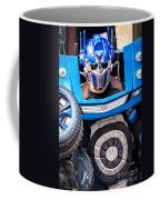 Transformer Man Mime Coffee Mug