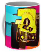 Transistor Deconstruction Coffee Mug