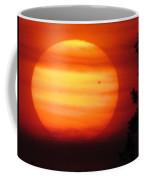 Transit Of Venus 2012 Coffee Mug