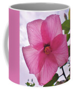 Translucent Flower After The Rain Coffee Mug