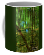 Translucent Forest Reflections Coffee Mug