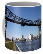 Transporter Brigde - Schwebefaehre Rendsburg Coffee Mug