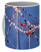 Trapeze Blur Coffee Mug