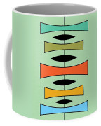 Trapezoids 2 Coffee Mug