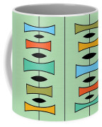 Trapezoids 3 Coffee Mug
