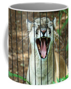 Trapped In A Cage Coffee Mug