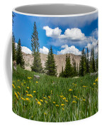 Trappers Lake Meadow Coffee Mug