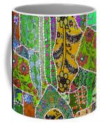 Travel Shopping Colorful Tapestry 8 India Rajasthan Coffee Mug