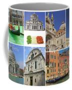 Travel To Venice  Coffee Mug