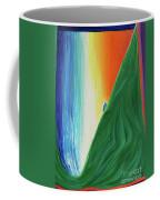 Travelers Rainbow Waterfall By Jrr Coffee Mug