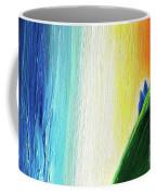 Travelers Rainbow Waterfall Detail Coffee Mug