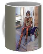 Travelin' Man II Coffee Mug