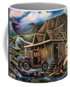 Traveling Car Coffee Mug