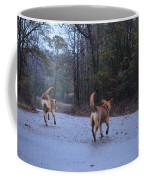 Traveling Twins Coffee Mug