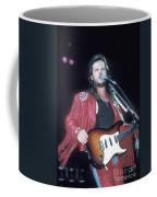 Musician Travis Tritt   Coffee Mug