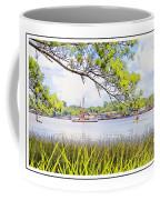 Trawler Waterscape Coffee Mug