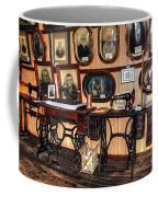 Treadle Sewing Machines Coffee Mug