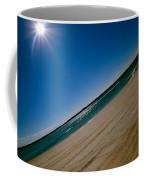 Treads In The Sand Coffee Mug