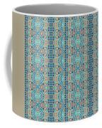 Treasure - Inverted Tile Arrangement Coffee Mug