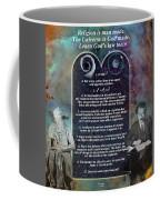 Treatise Coffee Mug